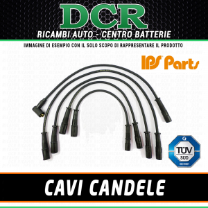 Kit cavi candele accensione IPS Parts ISP-8W08 CHEVROLET DAEWOO