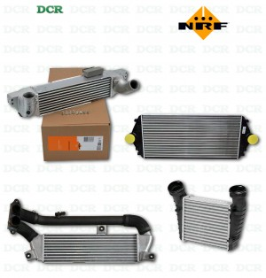 Intercooler NRF 30751 FIAT