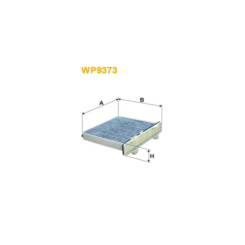 Details about Cabin Air Filter WIX Filters WP9373 Mitsubishi