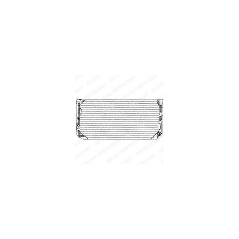 Delphi TSP0175351 Air Conditioning Component