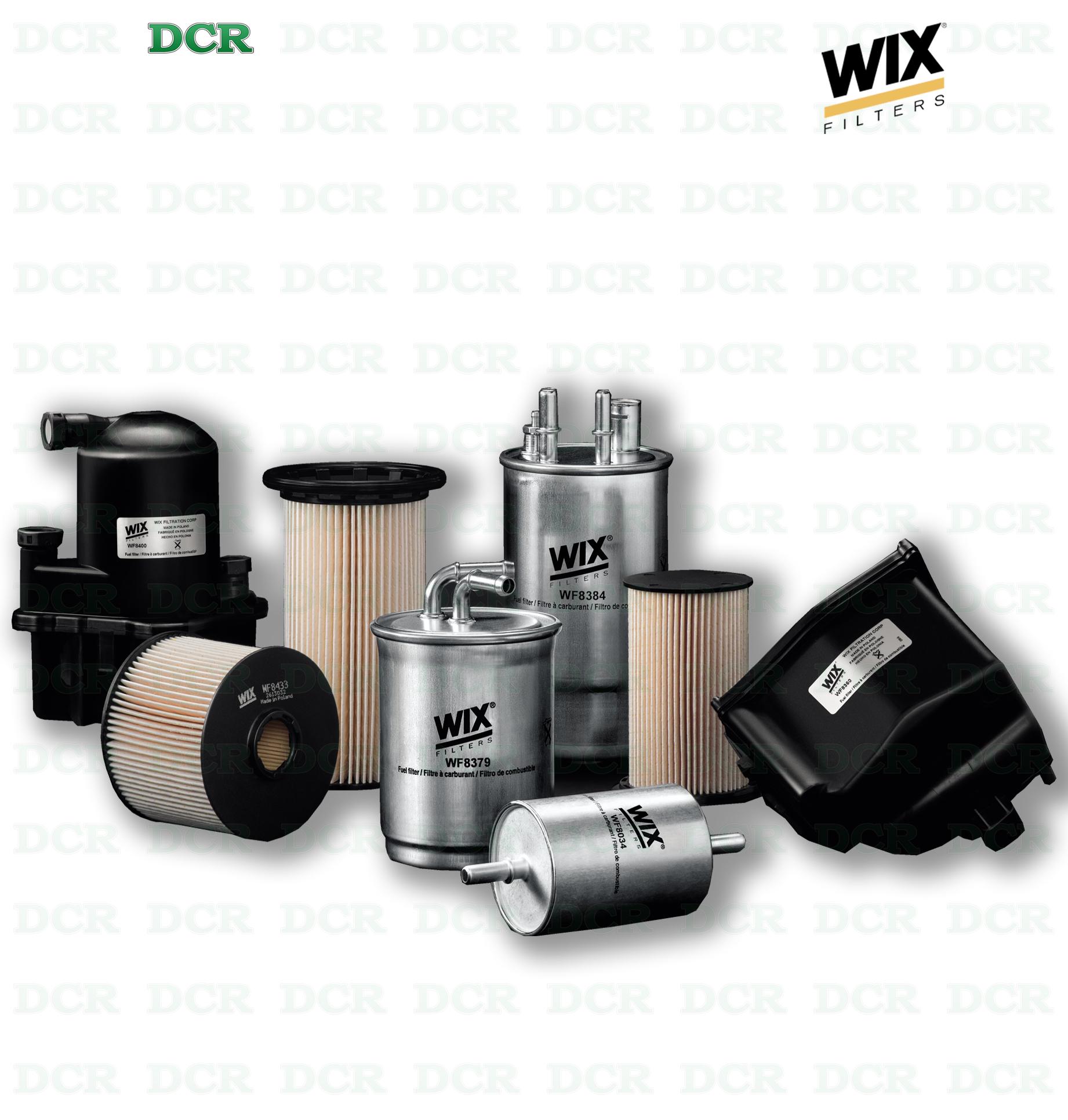 Wix Filters WF8367 Filtro carburante