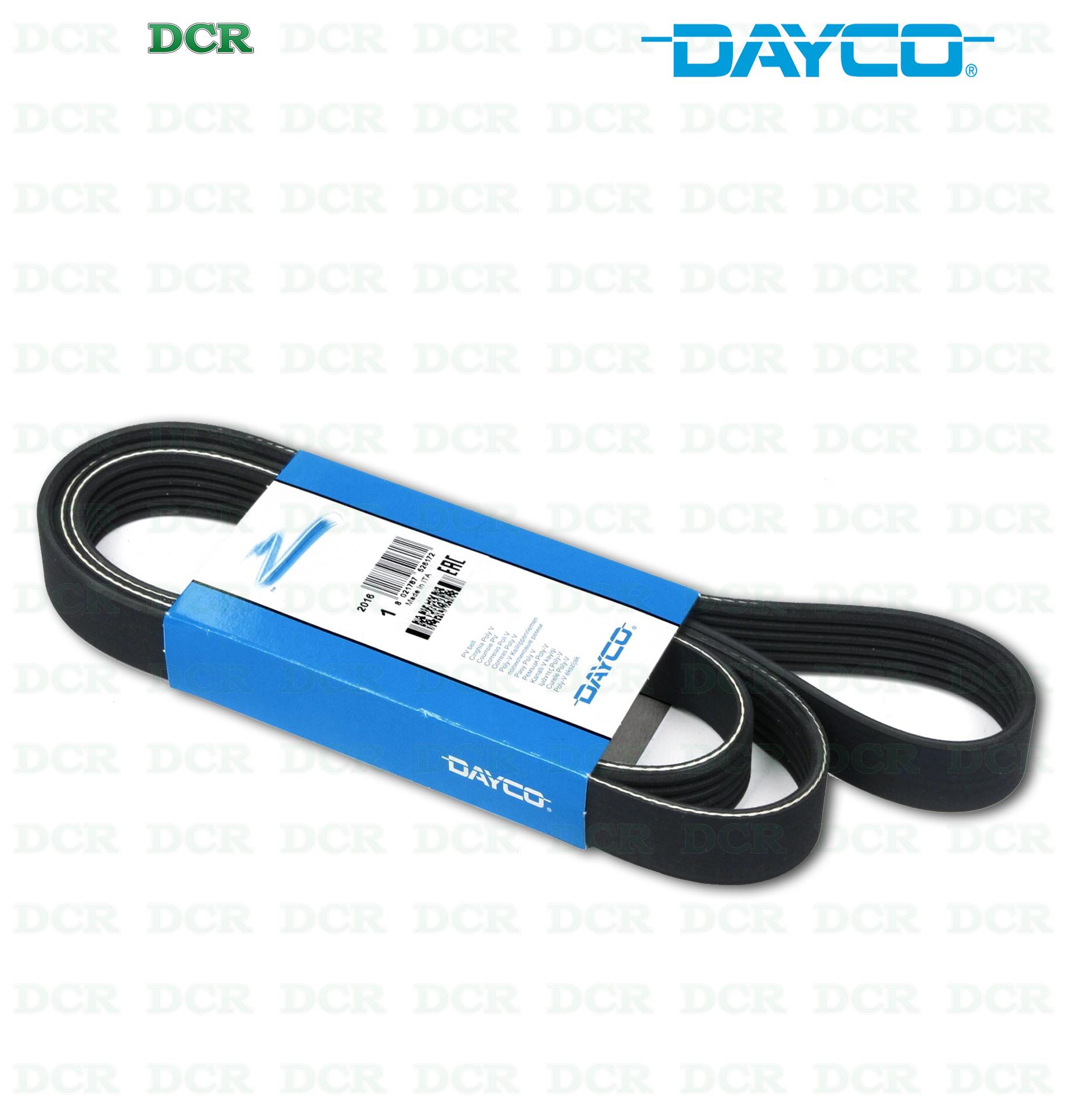 Dayco 6PK2070 Cinghia Poly-V
